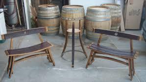 wine barrel furniture woodworking talk woodworkers forum