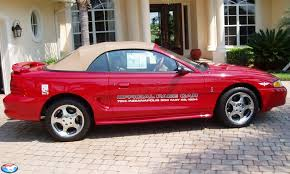mustang of indianapolis 1994 svt cobra convertible indy pace car pictures 1994 svt cobra
