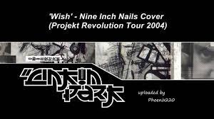 linkin park wish tampa bay projekt revolution 2004 youtube
