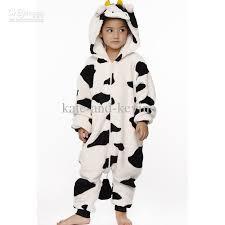 cheap cow costume pajamas milk cow costume