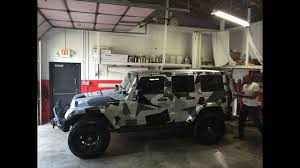 camo jeep cherokee jeep camo wrap youtube