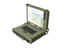 Rugged Outdoor by Rugged Military Outdoor Laptop 3d Model Electronics 3d Models