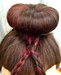 sock bun hair how to hair girl sock bun hairstyle archives