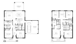 one story 5 bedroom house floor plans pinterest brilliant 4 bath