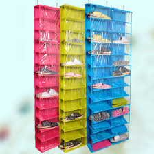 hanging shoe caddy buy clear hanging shoe organizer and get free shipping on