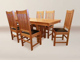 Arts And Crafts Dining Room Furniture Macintosh Arts Crafts Dining Room Collection Appleton