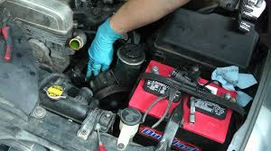 how to replace your ac compressor ford explorer 1998 car