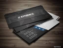 50 free u0026 best business card psd templates mockups web net
