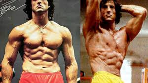 could sylvester stallone have been a bodybuilder youtube