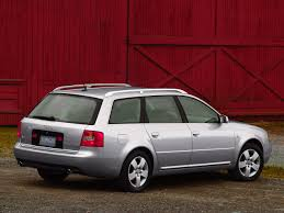 Audi A 6 2003 Audi A6 Avant Specs 2001 2002 2003 2004 Autoevolution