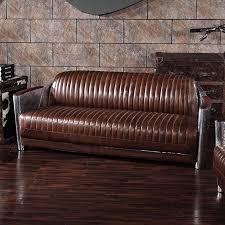 canap vintage nos fauteuils pas cher canapé cuir vintage à prix d usine