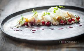 cuisine omer pomegranate couscous crab chili omer