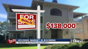 update las vegas housing market is booming as prices sales