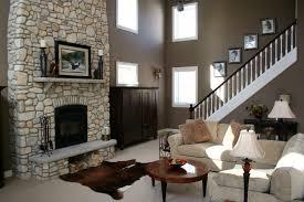 stone veneer fireplaces