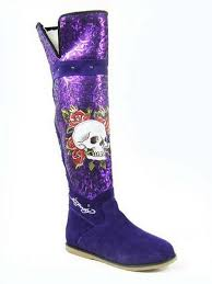 womens boots burning ed hardy shop outlet womens boots burning skeleton with