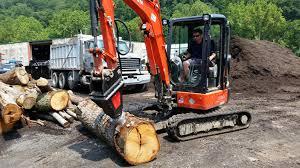black friday log splitter black splitter attachment makes wood processing easier