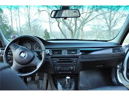 2006 bmw 330i e90 alpine white on black interior 6 speed manual
