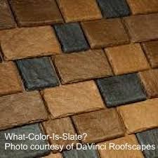 Color Forte Colorful Slate Tile by What Color Is Slate When You Slate A Roof The Colors Of Slate Matter