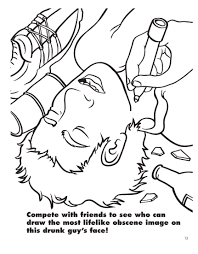 unicorns are jerks coloring book 224 coloring page
