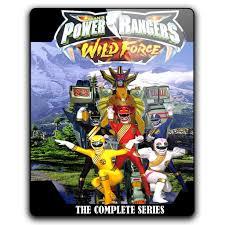 power rangers wild force coollsmalls deviantart