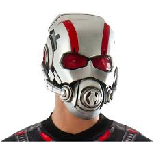 Marvel Halloween Costume Ant Man Size Economy Mask Marvel Halloween Costumes