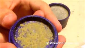 Coffee Grinder Marijuana How To Use A Weed Grinder Youtube