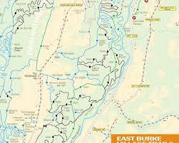Fat Map Usa by Kingdom Trails Association
