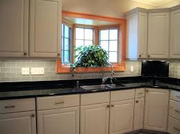 glass tile backsplash designs kitchen contemporary tile kitchen