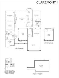 floor plans claremont ii louisville real estate