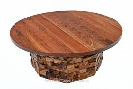 Rustic Walnut Coffee Table Live Edge Coffee Table Contemporary Rustic Coffee Tables