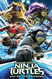 amazon teenage mutant ninja turtles 2 shadows