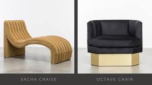Art Deco Chaise Dallas Fair Park Charms Contemporary Interior Design Hpa Design