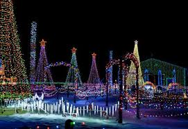 northern lights columbus ohio the top christmas towns and activities in ohio