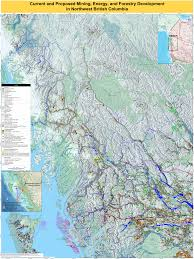 Map Of Bc Rivers Without Borders