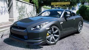 nissan tuner cars nissan gt r r35 tuning gta5 mods com