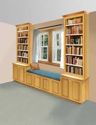 Build A Simple Wood Shelf Unit by Build A Book Nook And Window Seat Diy Mother Earth News Earth