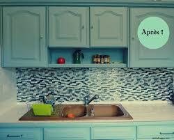 renovation meuble cuisine en chene cuisine initiales gg avant aprã s rã nover sa cuisine en week end