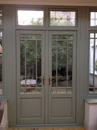 Exterior Kitchen Door With Window by Best 25 Double Entry Doors Ideas On Pinterest Double Front