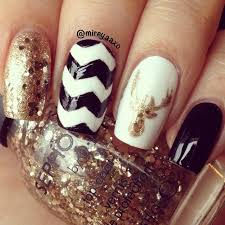 55 best christmas nail art best pictures