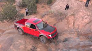 Pink Ford Raptor Truck - ford f 150 svt raptor at moab shot from a uav hd youtube