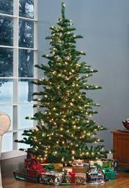 classic pine pre lit tree artificial