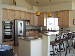 modular kitchen designer appliances natural finish wooden kitchen cabinetkitchen decor