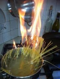 feu de cuisine spaghetti feu fail tuxboard