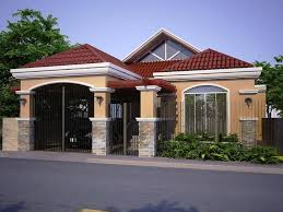 surprising modern bungalow house plans philippines gallery best