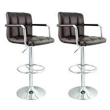 bar stools that swivel black bar stool swivel 2 swivel bar stool black w arm leather