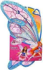 winx club sparkling wings bloom jakks pacific toywiz