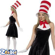 100 cat in the hat costume dr seuss kids u0027 cat in the