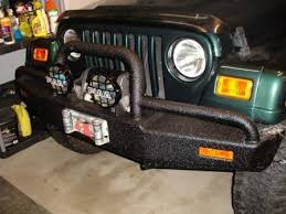 2000 jeep bumpers rescuetj 2000 jeep wrangler specs photos modification info at