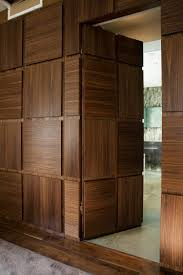 Wood Door Design by Hidden Door U2026 Pinteres U2026