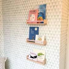 Wall Mounted Spice Rack Ikea Best 25 Wall Mounted Bookshelves Ideas On Pinterest Wall